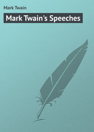 Mark Twain\'s Speeches