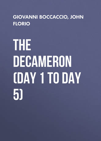 The Decameron (Day 1 to Day 5)