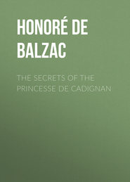 The Secrets of the Princesse de Cadignan
