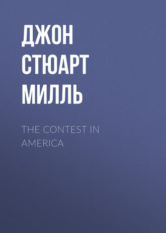 The Contest in America