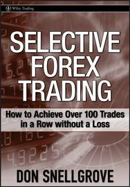 Selective Forex Trading. How to Achieve Over 100 Trades in a Row Without a Loss