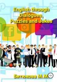 English through Dialogues, Puzzles and Jokes